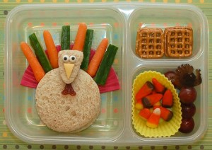 Thanksgiving themed lunch 5 creative ways to make your kids sack lunch more fun