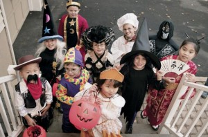 Trick or Treaters Halloween Safety Guide