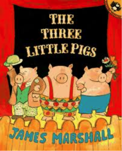 The Three Little Pigs New Edition