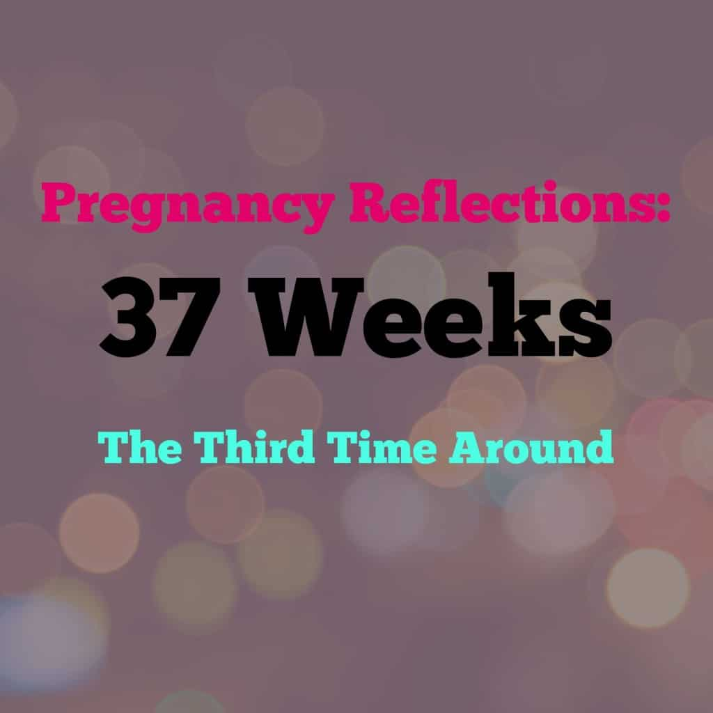 Reflections On Pregnancy