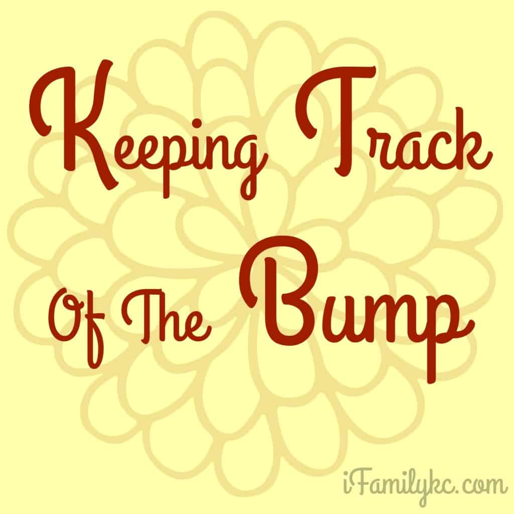 Keeping Track Of The Bump