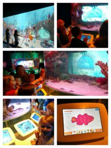 Experience the Doodle Reef at SEA LIFE