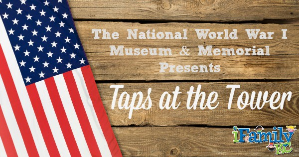 The National World War I Museum & Memorial Presents Taps at the Tower