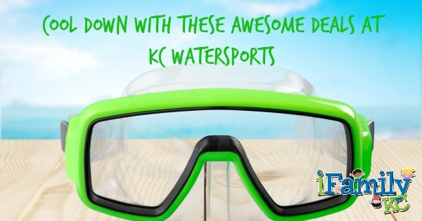Cool Down With These Awesome Deals at KC Watersports