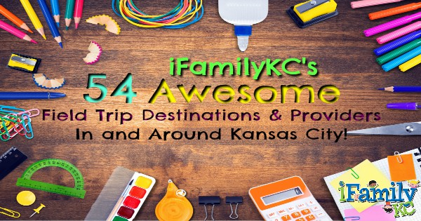 54 Awesome Field Trip Destinations & Providers in and around KC.