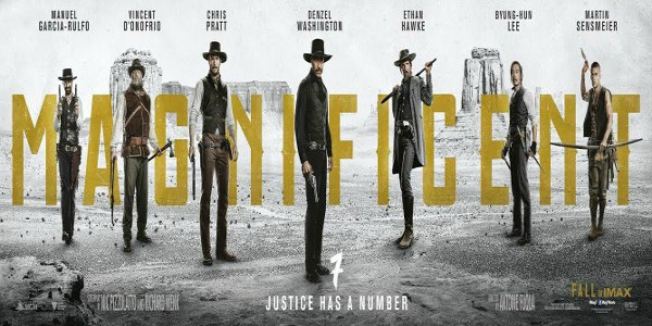 This Weekend at the Box Office: The Magnificent Seven