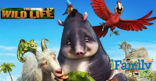 This Weekend at the Box Office: The Wild Life