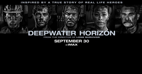 This Weekend at the Box Office: Deepwater Horizon