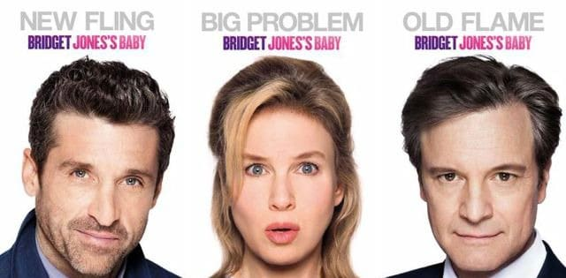 This Weekend at the Box Office: Bridget Jones's Baby