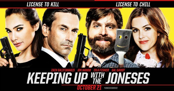 This Weekend at the Box Office: Keeping Up With the Joneses