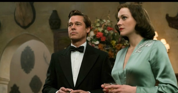 This Weekend at the Box Office: Allied