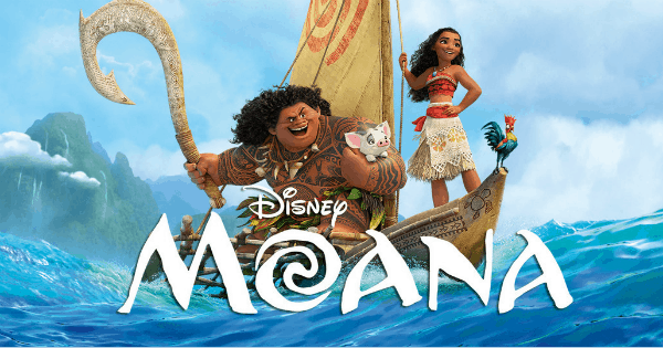 This Weekend at the Box Office: Moana