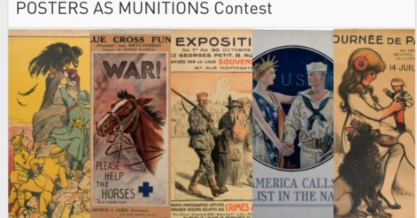 The World War I Museum Wants to Know Which Poster Would You Choose?