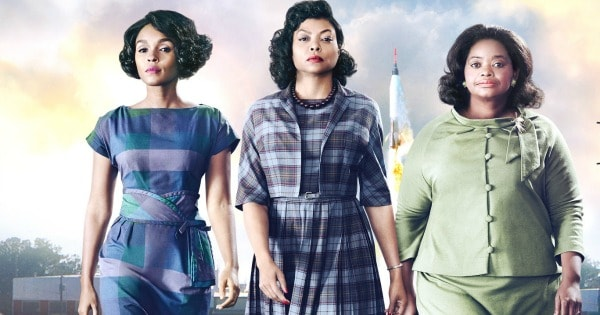 This Weekend at the Box Office: Hidden Figures