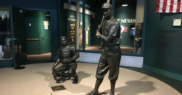 "Sharing Our History: Meeting Mamie ""Peanut"" Johnson at the Negro League Museum"