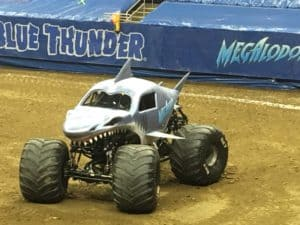 Check out this Recap of Monster Jam (With a Discount Code too!)