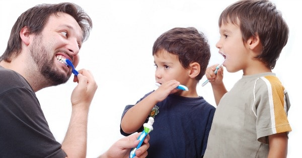 How Adults Can Make an Impact for Dental Health Month