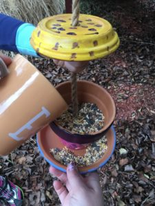 Crafting for Spring: Check Out This DIY Bird Feeder