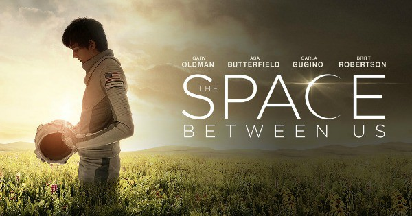 This Weekend at the Box Office: The Space Between Us // iFamilyKC Blog