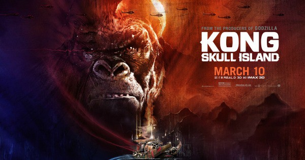 This Weekend at the Box Office: Kong : Skull Island