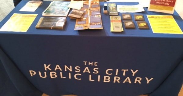 Friday Night Fun: First Friday at the Kansas City Public Library