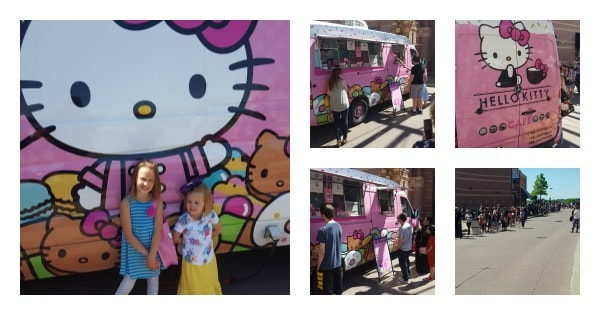 Are You a Hello Kitty Fan? Check out this Food Truck at Town Center!