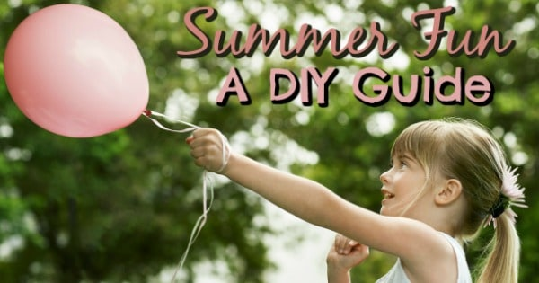diy summer fun