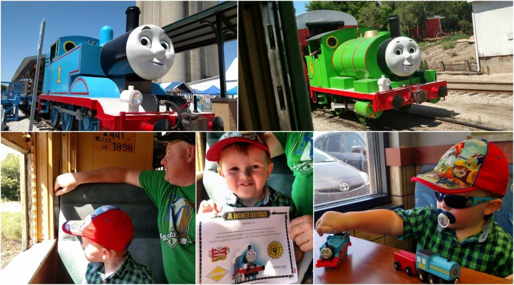 day out with thomas midland railway