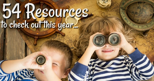54 Incredible Resources You Need to Know About