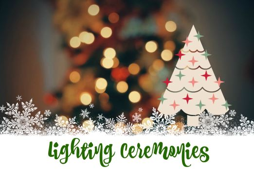 holiday lighting ceremonies