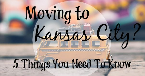 Moving to Kansas City