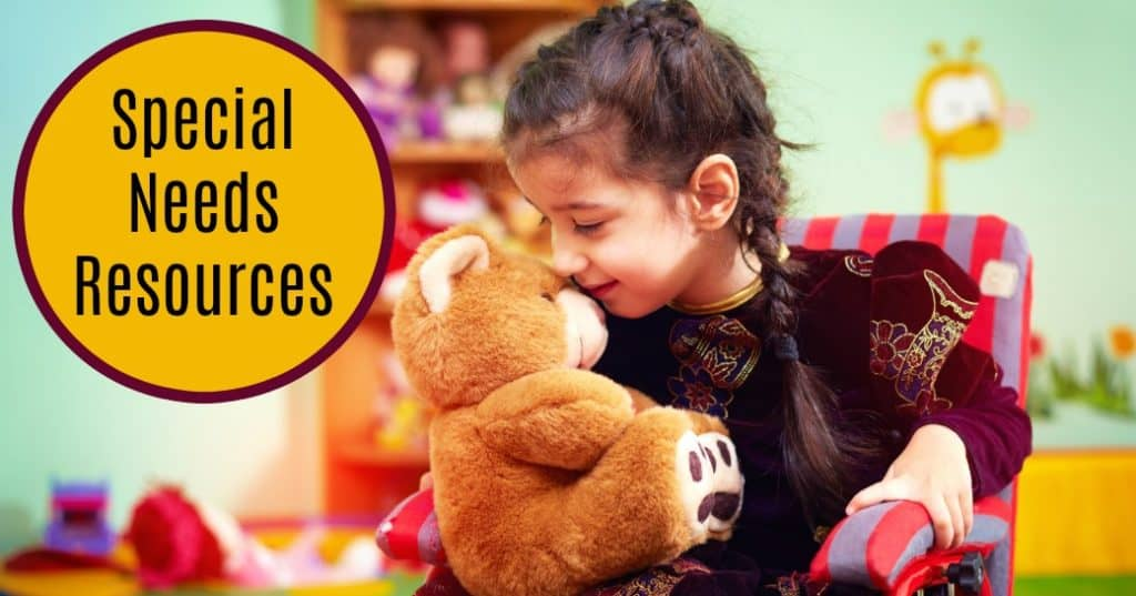 Special Needs Children Things to Do & Resources